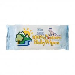 Toallitas húmedas ecológicas, 72und - BabyWipes