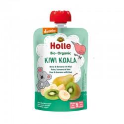 Smoothie de Pera, Plátano y Kiwi , 100g, Holle