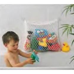 Bolsa para juguetes baño
