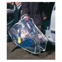 Burbuja impermeable para portabebé grupo 0