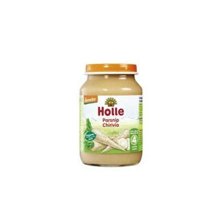 Tarrito de Chirivía Ecológica, 125 g Holle