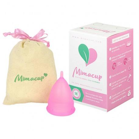 Copa Menstrual Solidaria Mimacup