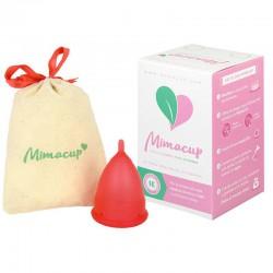 Copa Menstrual Mimacup - Roja