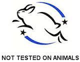 Certificado de No testado por animales